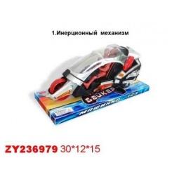 Купить Мотоцикл инерционный Zhorya Х75306
