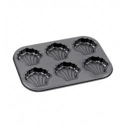фото Форма для выпечки Marmiton «Ракушки», 6 ячеек