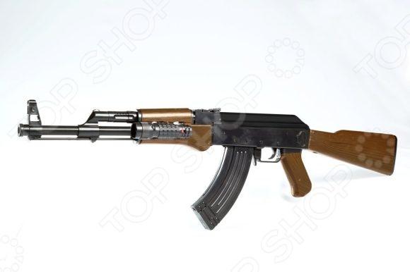 Автомат игрушечный Shantou Gepai ES771-0926D 1 toy игрушечный автомат пулемет взвод