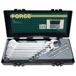 Купить Набор ключей рожковых Force F-5111S