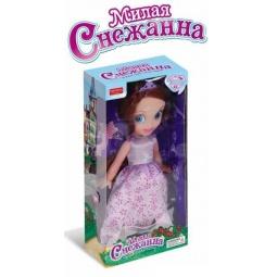 фото Кукла Zhorya «Милая Снежанна с расческой». В ассортименте