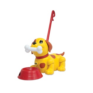 Купить Игрушка развивающая для малыша Tomy «Щенок. Погуляй со мной»