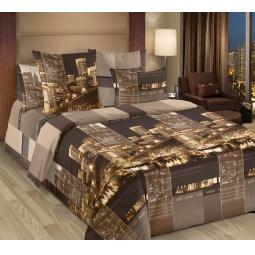 фото Комплект постельного белья Белиссимо «Сити». 2-спальный. Размер простыни: 220х240 см