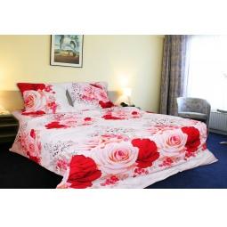 фото Комплект постельного белья Amore Mio Rosa. Mako-Satin. 1,5-спальный