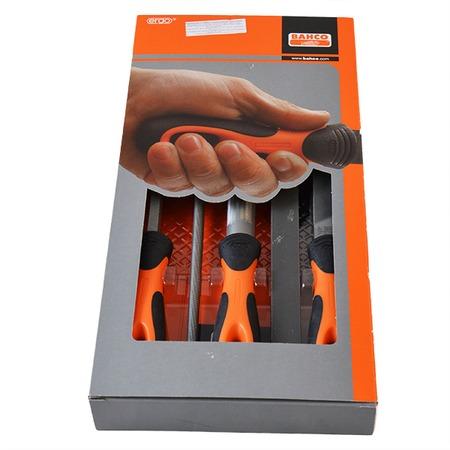 Купить Набор напильников BAHCO 1-478-08-1-2
