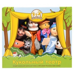 фото Набор для кукольного театра Жирафики «Буратино»