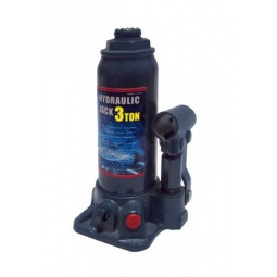 Домкрат гидравлический бутылочный с клапаном Megapower M-91204 - фото 2