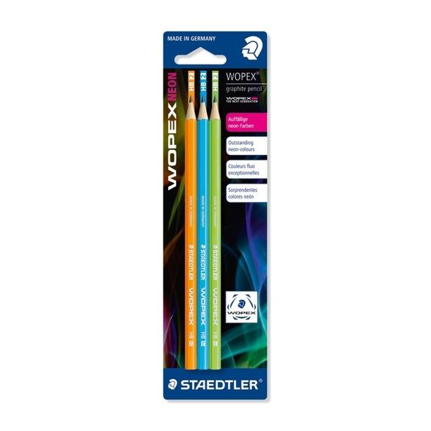 фото Набор карандашей с ластиком Staedtler 182FBK3-2