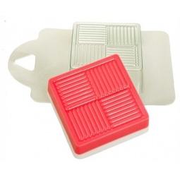 Купить Форма пластиковая Выдумщики «Квадрат с узором»