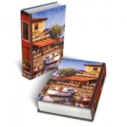 фото Книга-шкатулка Феникс-Презент «Белая яхта»