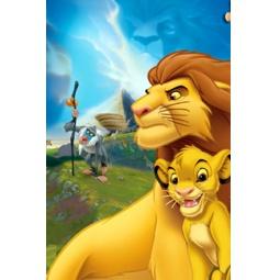фото Пазл 35 элементов Step Puzzle Король Лев