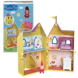 Купить Набор игровой c фигуркой Росмэн «Замок принцессы»