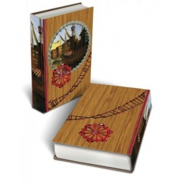 фото Книга-шкатулка Феникс-Презент «На палубе»