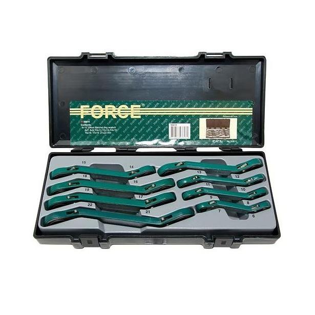 фото Набор ключей трещоточных Force F-50811