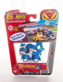 Машинка инерционная Vroomiz «Томми»