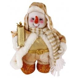 фото Кукла под елку Новогодняя сказка «Снеговик» 949141