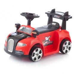 фото Электромобиль Jetem Bugatti. Цвет: красный