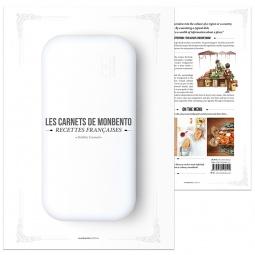 Купить Книга рецептов Monbento