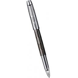 Купить Ручка 5-й пишущий узел Parker IM Premium F522 Twin Chiselled