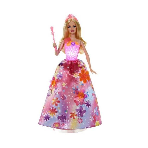 фото Кукла Mattel Barbie волшебная принцесса «Потайная дверь»