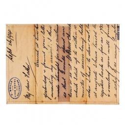 фото Обложка для паспорта двухсторонняя Mitya Veselkov «Письмо»