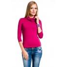 Фото Водолазка Mondigo 211. Цвет: гранатовый. Размер одежды: 42