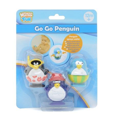 Купить Набор игрушек для ванны Toy Target «Пингвины 2»