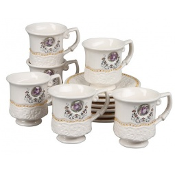 Купить Чайный сервиз Rosenberg «Созвездие роскоши»