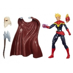 фото Фигурка коллекционная Hasbro B1480 «Captain Marvel Allies Sentry»