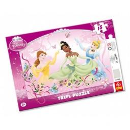Купить Рамка-пазл для малышей Trefl «Весенний танец»