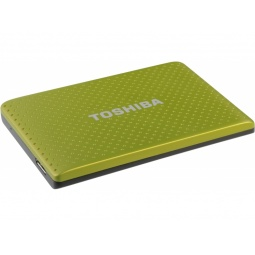 фото Внешний жесткий диск Toshiba Stor.E Partner 500Gb. Цвет: зеленый
