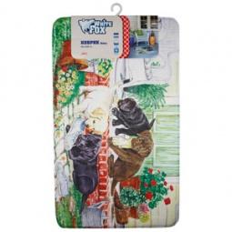 Купить Коврик напольный White Fox WHMR24-223 Joy Relax