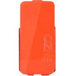 фото Чехол Kenzo Glossy Logo Case для iPhone 5. Цвет: оранжевый
