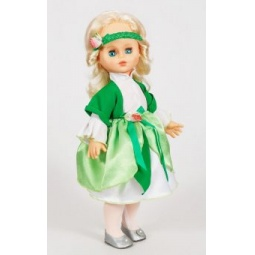 фото Кукла интерактивная Весна «Фея Свежей зелени»