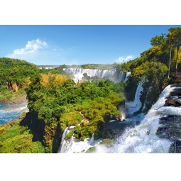 Купить Пазл 1000 элементов Castorland «Водопад, Аргентина»