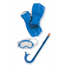 фото Набор для плавания: маска, трубка, ласты Intex 55951. В ассортименте