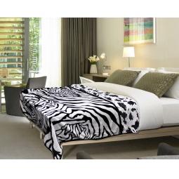 фото Плед Buenas Noches Zebra-Spot. Размер: 200х220 см