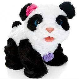 Купить Мягкая игрушка интерактивная Hasbro Малыш Панда