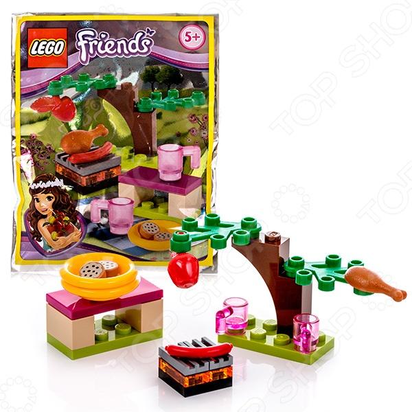 Конструктор игровой LEGO «Пикник»Конструкторы LEGO<br>Не секрет, что конструкторы LEGO являются одними из самых популярных и продаваемых игрушек в мире. Компания LEGO Group начала свое существование еще 1932 году и до сих пор не сдает лидирующих позиций, ежедневно расширяя свое производство и сферу деятельности. Конструкторы этого бренда отличаются великолепным качеством исполнения и большим разнообразием игровых сюжетов. Конструктор игровой Lego Пикник станет отличным подарком для вашего любимого чада и прекрасным дополнением к коллекции уже имеющихся игрушек LEGO. На этот раз малышу предоставиться уникальная возможность отправиться с друзьями на природу и устроить пикник. Рекомендовано для детей в возрасте от 5-ти лет.<br>