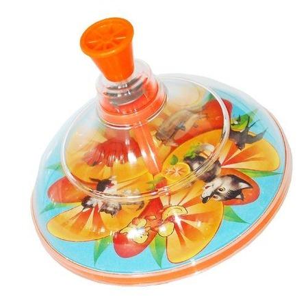 Купить Юла Пеликан «Апельсин» 0204