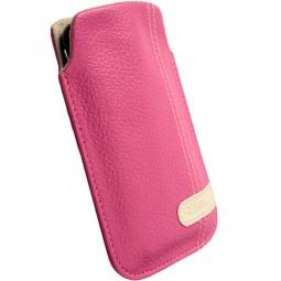 фото Чехол Krusell Gaia Mobile Pouch. Цвет: розовый