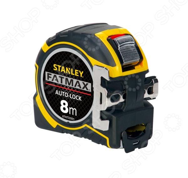 Рулетка Stanley FatMax Autolock рулетка stanley fatmax xtreme