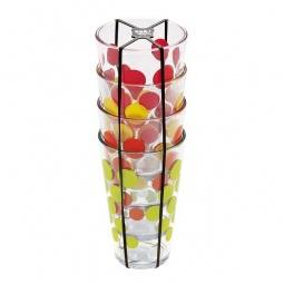 Купить Набор стаканов Zak!designs «Летний день»