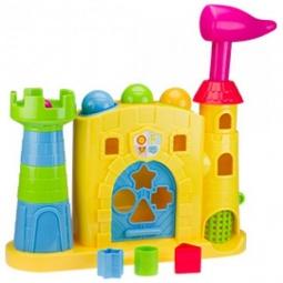 фото Игрушка развивающая для малыша Kidsmart «Замок»