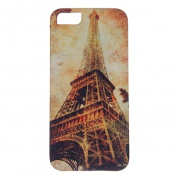 фото Чехол для iPhone 5 Mitya Veselkov «Эйфелева башня осенью»