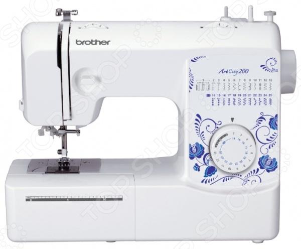 Швейная машина Brother ArtCity 200 brother artcity 200