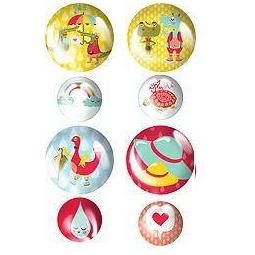 Купить Декоративный элемент пластиковый Prima Marketing Umbrella