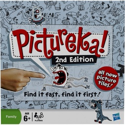 фото Настольная игра Hasbro Пикчурека 2-е издание