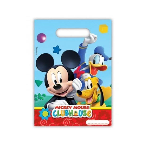 фото Подарочные пакетики Procos «Веселый Микки»