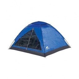 фото Палатка ALASKA «Моби 3». Цвет: голубой, синий